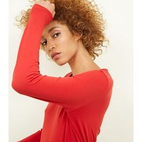 red-long-sleeve-crew-neck-tshirt-new-look