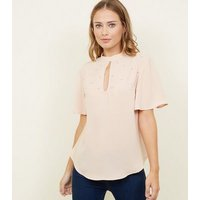 pale-pink-faux-perl-studded-top-new-look