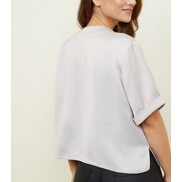 petite-silver-satin-button-up-boxy-shirt-new-look