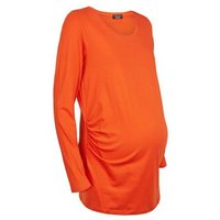 maternity-bright-orange-long-sleeve-top-new-look