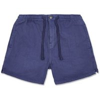 Blue Drawstring Shorts New Look