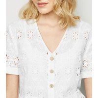 white-cut-out-embroidered-peplum-top-new-look