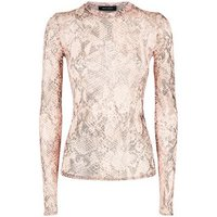 pink-snake-print-mesh-top-new-look