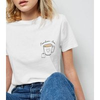 white-positivitea-slogan-tshirt-new-look