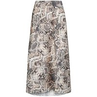 Petite-Pink-Snake-Print-Bias-Cut-Midi-Skirt-New-Look