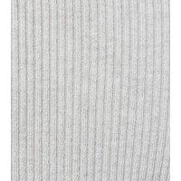 Tall Pale Grey Slim Fit Jumper New Look