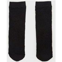 Black Lace Socks New Look