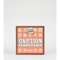 Men's Multicoloured Caption Competition Coaster Game New Look