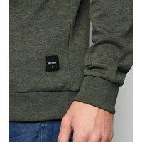 Only & Sons Khaki Logo Sweatshirt New Look