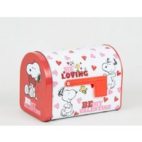 Red Snoopy Chocolate Truffle Love Notes New Look