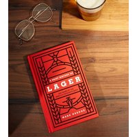 Red A Brief Of History Of Lager Book New Look