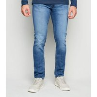 Jack & Jones Blue Slim Jeans New Look