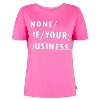 Noisy May Bright Pink Sassy Slogan T-Shirt New Look