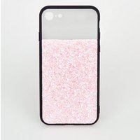 Pink Glitter Mirror Phone Case for iPhone 7/8 New Look