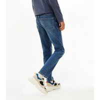 Blue Slim Stretch Jeans New Look