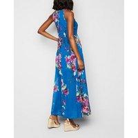 Blue-Vanilla-Blue-Floral-Pleated-Maxi-Dress-New-Look