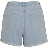 Urban Bliss Bright Blue Denim Shorts New Look