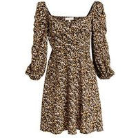 Another-Look-Black-Ditsy-Floral-Dress-New-Look