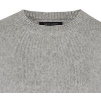 Tall Pale Grey Cropped Jumper New Look