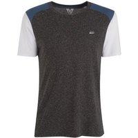 Jack & Jones Black Colour Block T-Shirt New Look