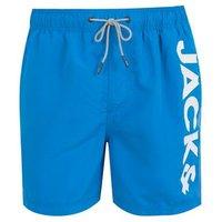 Jack & Jones Bright Blue Swim Shorts New Look