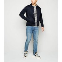 Only & Sons Navy Lightweight Jacket New Look