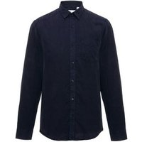 Only & Sons Navy Long Sleeve Shirt New Look