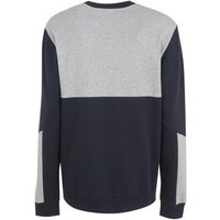 Only & Sons Black Colour Block Sweatshirt New Look