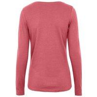 Pink Long Sleeve Crew Neck Top New Look