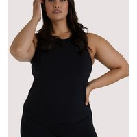 Wolf-and-Whistle-Curves-Black-Mesh-Sports-Vest-New-Look