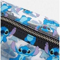 Skinnydip Blue Disney Stitch Makeup Bag New Look