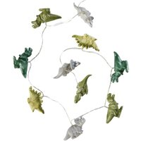 10 LED Dinosaur Fairy Lights W136