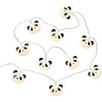 8 LED Panda Fairy Lights L165