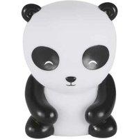 Black and White Panda Night Light