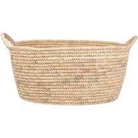 Palm Fibre Moses Basket