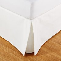 Valance 160X200 in Ivory Cotton