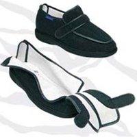 Drukvrije schoen verbandschoen new city is een drukvrije schoen met een laag model, die verstelbaar is met ...