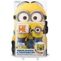 Minions Sponge Toiletries Set