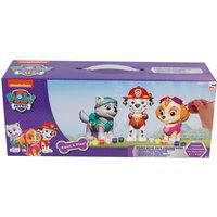 Paw Patrol Set of 3 Paint Your Own Figurines - Purple