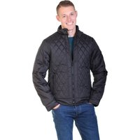 Extred Quilted Bomber Jacket