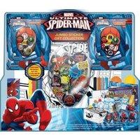 Spiderman Jumbo Sticker Gift Collection