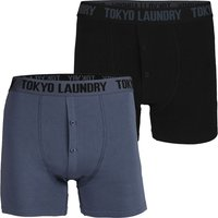 Tokyo Laundry Haddo Boxers Pack of Two