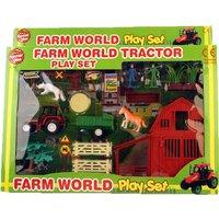 Farmer Giles Farm World Playset