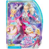 Barbie Star Light Adventure Doll