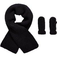 Adidas Originals Knit Scarf Gloves Set