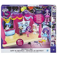 My Little Pony Canterlot High Playset With Doll