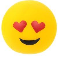 Emoji Heart Eyes Novelty Lamp