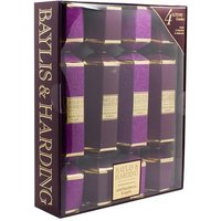 Baylis Harding Wild Blackberry Apple Luxury Gift Crackers