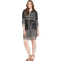 V By Very Print Shirt Dress