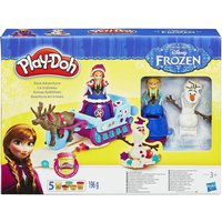Play-Doh Sled Adventure Featuring Disneys Frozen
